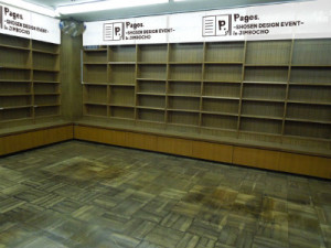 Pages.  floor