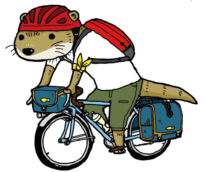 かわうそ の 自転車 屋 さん